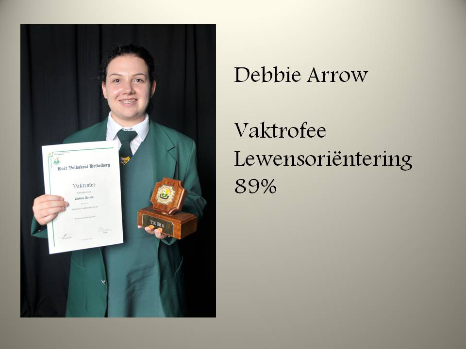 Debbie Arrow